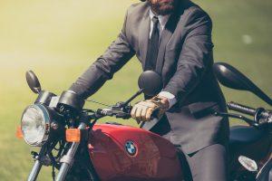 motocykl szosowo-turystyczny