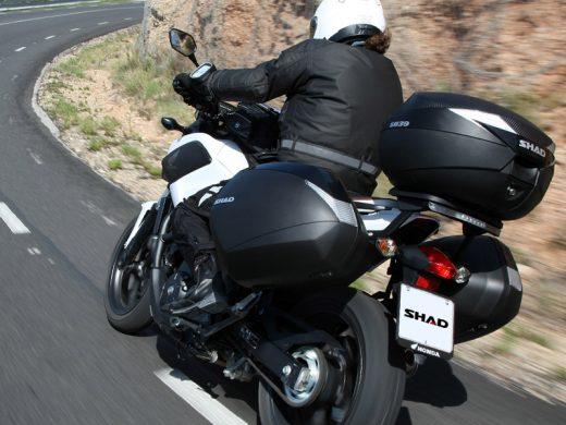 Przegląd kufrów motocyklowych GIVI, SW-Motech i SHAD