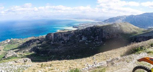 Wyjazd enduro na Sycylię