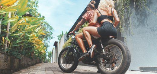 Upały w podroży motocyklowej