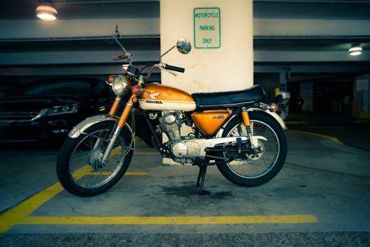 Jak przygotować motocykl do zimy