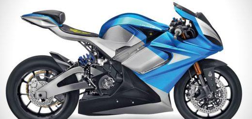 Najszybszy motocykl elektryczny