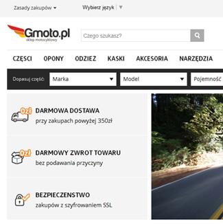 Już wkrótce nowa strona Gmoto.pl!