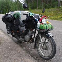 Podróż WSKą dookoła Morza Bałtyckiego