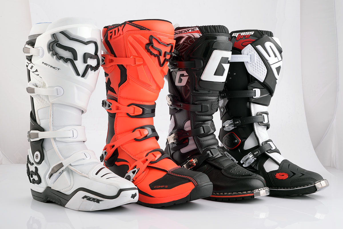 buty cross fox sidi gaerne