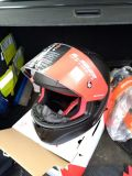 Kask integralny LS2 FF353 RAPID CARRERA MATT B/HI VIS YELLOW L