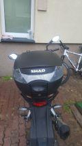 Kufer centralny z płytą montażową SHAD SH33