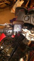 Podgrzewane manetki Oxford Hot Grips Touring z panelem sterującym 22mm