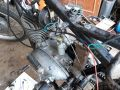 Kopnik dźwignia rozrusznika WSK 125 175