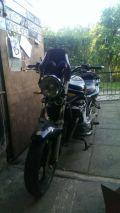 Szyba motocyklowa PUIG NAKED 0869F mocno przyciemniana