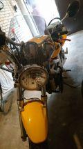 Szyba motocyklowa PUIG NAKED 0869H przyciemniona