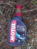 Olej silnikowy Motul 5100 4T 10W40 Półsyntetyczny 4 l